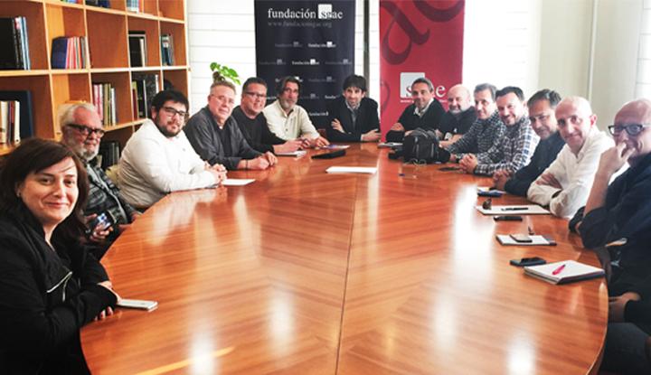 La MESAV es reuneix amb José Luis Moreno